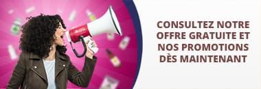 Offre promotionnelle | SANUS-q.fr